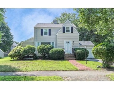 22 Farmington Road, Newton, MA 02465 - MLS#: 72388829