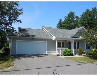 22 Pomeroy Meadow Rd UNIT 23, Southampton, MA 01073 - MLS#: 72388955