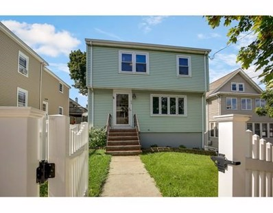 84 Edward Street, Medford, MA 02155 - MLS#: 72389045