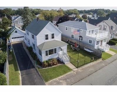 81 Manet Ave, Quincy, MA 02169 - MLS#: 72389053