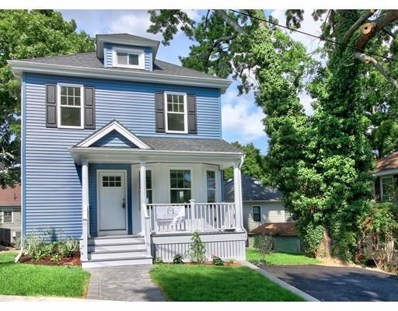 5 Johnswood Rd, Boston, MA 02131 - MLS#: 72389100