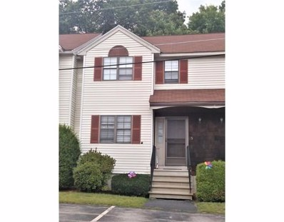 34 Lowell Road UNIT 5, Pepperell, MA 01463 - MLS#: 72389130