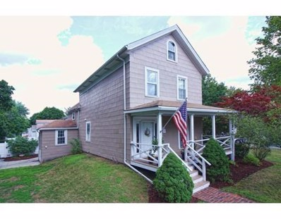 167 Burlington Street, Woburn, MA 01801 - MLS#: 72389144