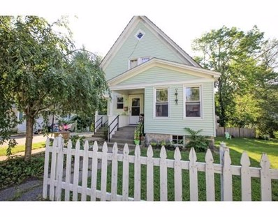 18 Abington St, Worcester, MA 01603 - MLS#: 72389175