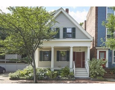 44 Cottage Street, Cambridge, MA 02139 - MLS#: 72389182