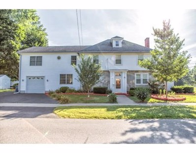 8 Northwood Ave, West Springfield, MA 01089 - MLS#: 72389212