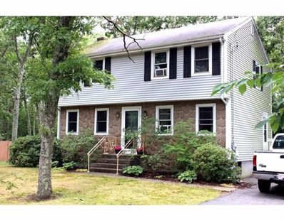 19 Montgomery Drive, Plymouth, MA 02360 - MLS#: 72389267