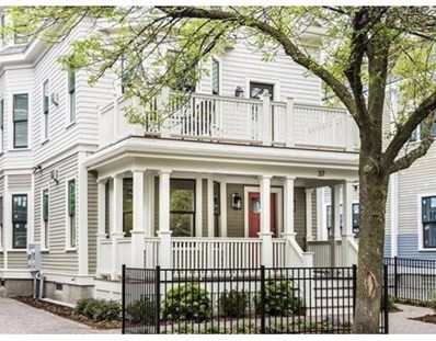 37 Day Street UNIT 1, Somerville, MA 02144 - MLS#: 72389286