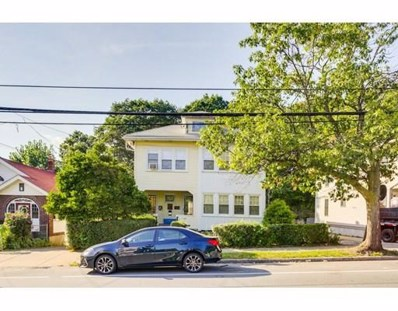 4983 Washington St UNIT 1, Boston, MA 02132 - MLS#: 72389334