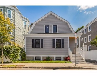 27 Madison Ave, Cambridge, MA 02140 - MLS#: 72389386