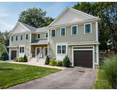 15 Margaret Road UNIT 1, Newton, MA 02461 - MLS#: 72389475