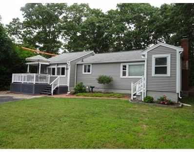 27 Silver Birch Ave, Plymouth, MA 02360 - MLS#: 72389500