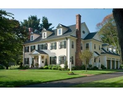 74 Edmunds Rd, Wellesley, MA 02481 - MLS#: 72389516