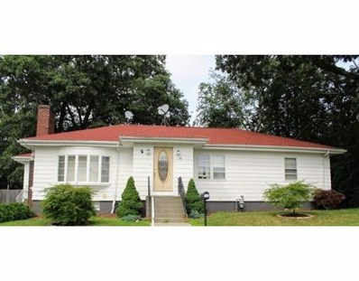 88 Monarch St, Fall River, MA 02723 - MLS#: 72389558