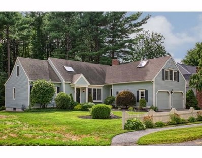 43 Cobblestone Circle, North Andover, MA 01845 - MLS#: 72389590