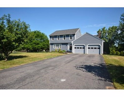 100 Highland View Dr, Sutton, MA 01590 - MLS#: 72389691