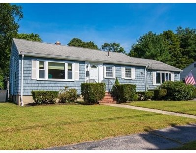 9 Curtis Road, Canton, MA 02021 - MLS#: 72389867