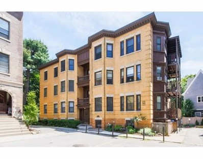 17 Park Vale UNIT 5, Brookline, MA 02446 - MLS#: 72389969