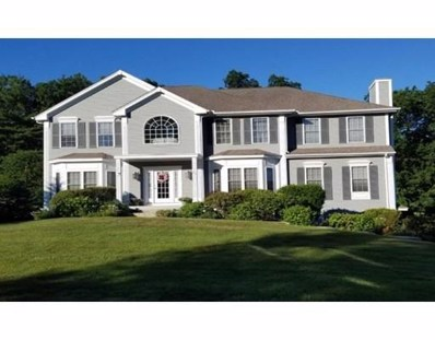 244 Webster Woods Ln, North Andover, MA 01845 - MLS#: 72390021