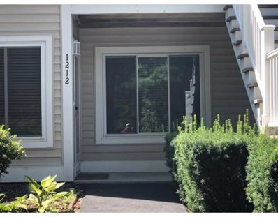 750 Whittenton St UNIT 1212, Taunton, MA 02780 - MLS#: 72390072
