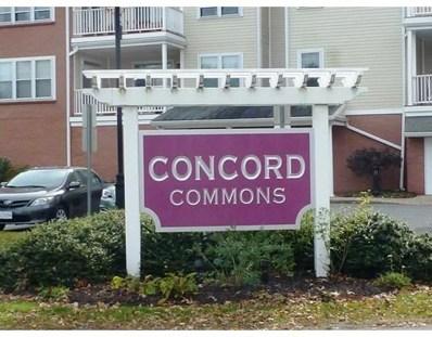 95 Conant Street UNIT 312, Concord, MA 01742 - MLS#: 72390158