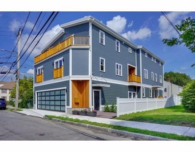 75 Decatur Street UNIT 2, Arlington, MA 02474 - MLS#: 72390179