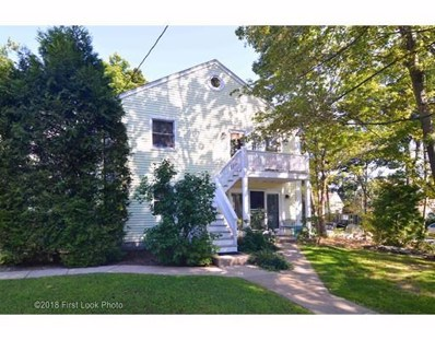226 County St UNIT C, Attleboro, MA 02703 - MLS#: 72390215