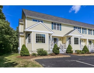 50 Keith St. UNIT 50, Middleboro, MA 02346 - MLS#: 72390235
