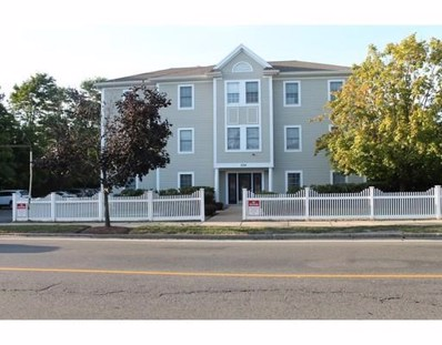 234 Water St UNIT 306, Wakefield, MA 01880 - MLS#: 72390274
