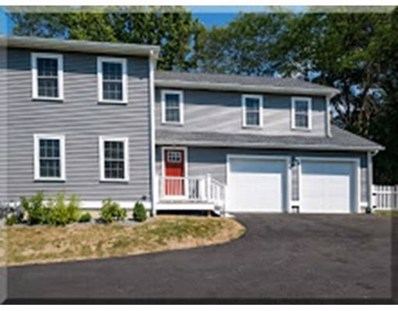 32 Leyden Street UNIT 32, North Andover, MA 01845 - MLS#: 72390334