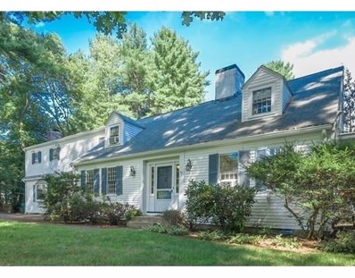 40 Woodridge Road, Wayland, MA 01778 - MLS#: 72391404