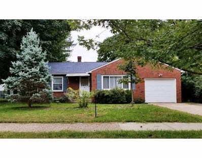 53 Homestead Blvd, Longmeadow, MA 01106 - MLS#: 72391425
