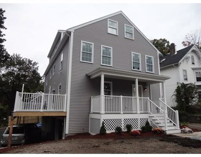 57 West Central St UNIT 1, Natick, MA 01760 - MLS#: 72391442
