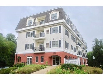 350 Greene Street UNIT 310, North Andover, MA 01845 - MLS#: 72391458