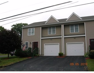 1 Eddy St. UNIT B, Webster, MA 01570 - MLS#: 72391503