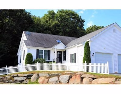 11 Carriage Path UNIT 11, Uxbridge, MA 01569 - MLS#: 72391566