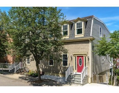 125 Heath St. UNIT 1, Somerville, MA 02145 - MLS#: 72391619