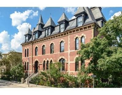 28 Seaverns Avenue UNIT 9, Boston, MA 02130 - MLS#: 72391636