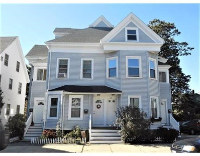 17 Atlantic Ave UNIT 17, Beverly, MA 01915 - MLS#: 72391735