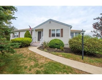 15 Crystal Water Dr UNIT 15, East Bridgewater, MA 02333 - MLS#: 72391953