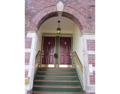 4 Fort Ave UNIT 1, Boston, MA 02119 - MLS#: 72391971