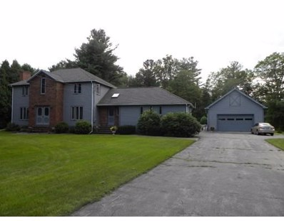 96 Oxford Rd, Charlton, MA 01507 - MLS#: 72392006