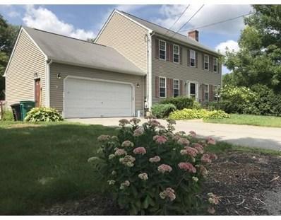 11 Cynthia Lane, Attleboro, MA 02703 - MLS#: 72392014