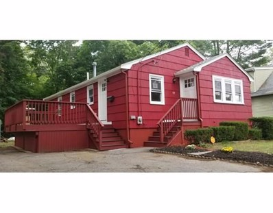 97 Hollis St, Brockton, MA 02302 - MLS#: 72392094