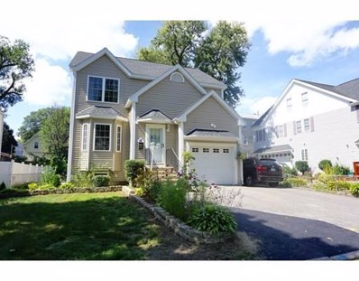 6 Standish St, Worcester, MA 01604 - MLS#: 72392460