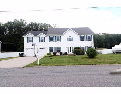 13 Konkel Ave, Webster, MA 01570 - MLS#: 72392511