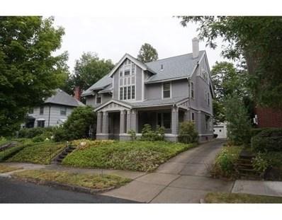 34 Monadnock Rd, Worcester, MA 01609 - MLS#: 72392534