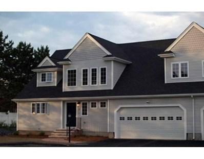 69 Cobblestone Lane UNIT 64, Worcester, MA 01606 - MLS#: 72392610