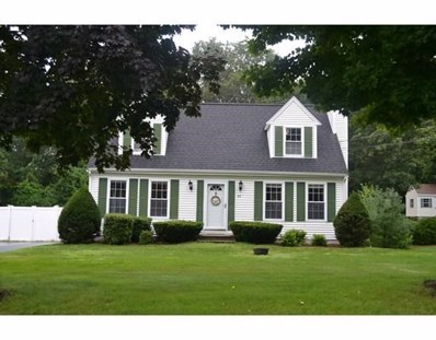 11 Frederick A Nittel Drive, North Attleboro, MA 02760 - MLS#: 72392639