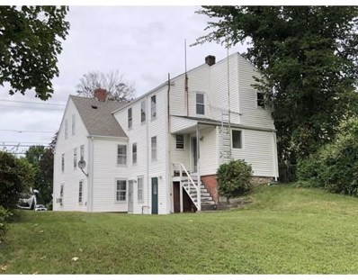 221 Sandwich St, Plymouth, MA 02360 - MLS#: 72392673